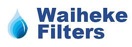 Waiheke Filters logo - water purification & filtration specialists NZ