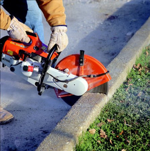 Concrete cutting service by Christchurch residential plumbers Tipene Plumbing, Canterbury-wide.