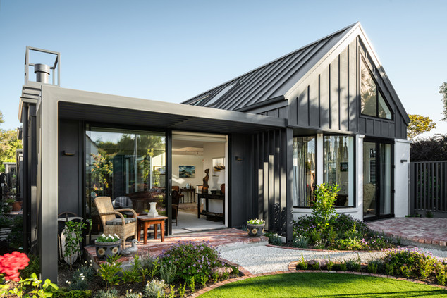 Merivale - architectural new home build by Barry Connor Christchurch NZ
