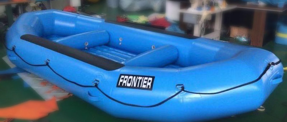 Frontier Whitewater Raft - Various Sizes