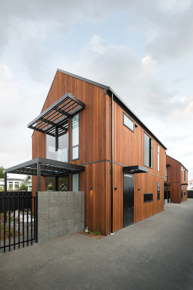 Gracefield - architectural new home build by Barry Connor Christchurch NZ