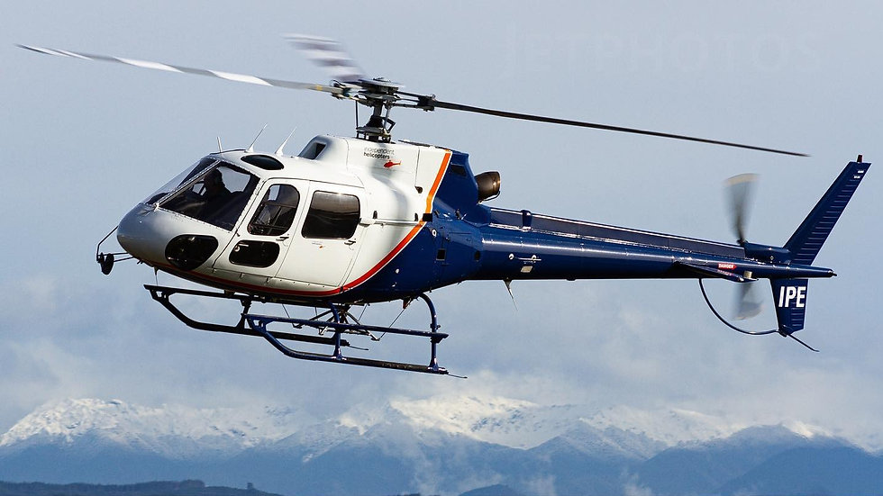 Photo of Independent Helicopters Ltd - professional helicopter services in New Zealand's South Island