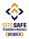 Site Safe logo - Safety First Locators Christchurch