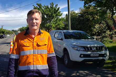 Image of Rob Marshall Lee, Safety First Locators Christchurch