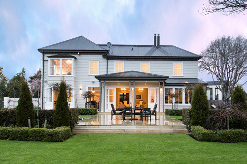 Stewart - Architectural renovations Christchurch - Barry Connor Design