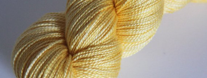 Butter Me Up - 4 ply in Mulberry silk