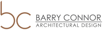 Barry Connor Architectual Design Logo, Christchurch Architect NZ