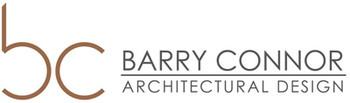 Barry Connor Architectual Design Logo, Christchurch Architect NZ