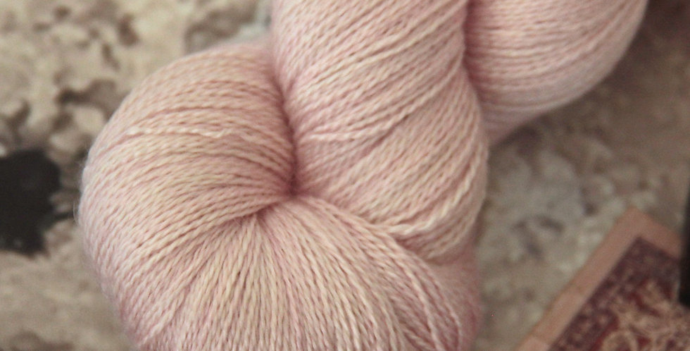 China Doll - 2 Ply in silk and alpaca