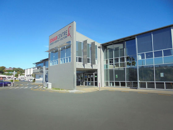 Edgar Centre - location of Dunedin Art Show