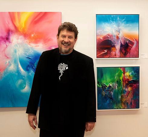 Winsor & Newton New Zealand artist sponsorship award for the Christchurch Art Show.