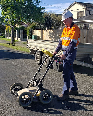Image of GPR surveys by Safety First Locators Christchurch