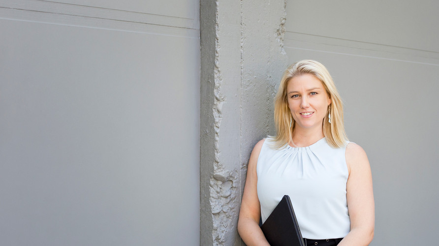 Sacha McGregor, director of Follow My Lead effective process training for Kiwi businesses