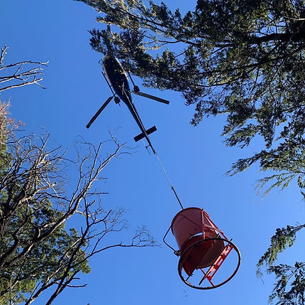 Independent Helicopters Ltd - commercial helicopter services for forestry and construction in NZ