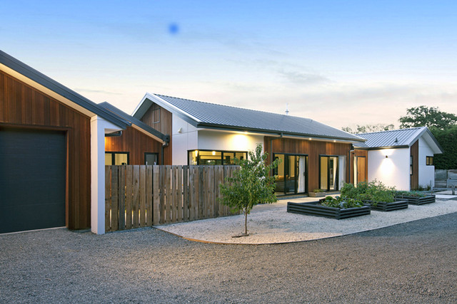 Hawkins - Architectural new home New Zealand - Barry Connor Design