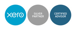 xero-silver-partner + cert-advisor-badge