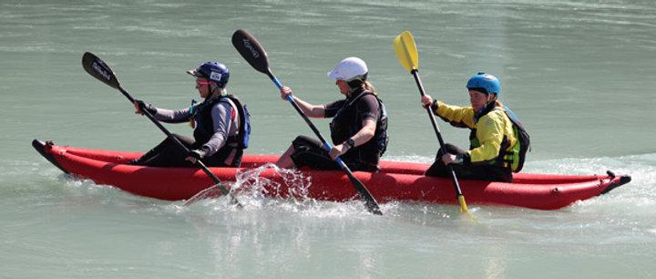 Inflatable Kayak (IK)