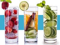 agua aromatizada dicas