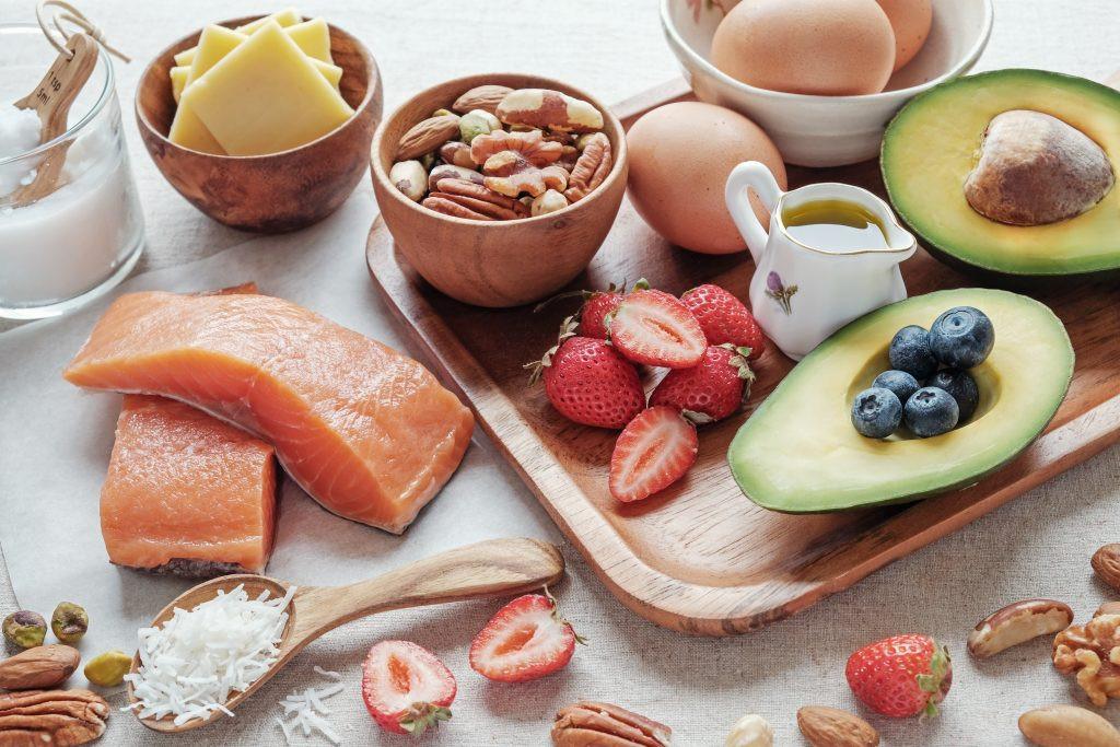 Низкоуглеводная диета сэм