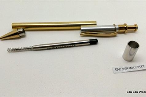 Long Click Ballpoint Pen Kit