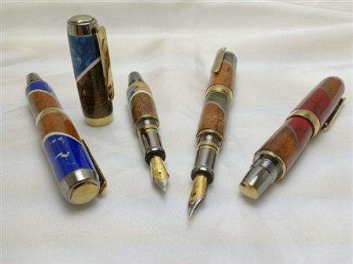 Havana Fountain Pen Kit