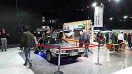 DeLorean für Ihre Ausstellung