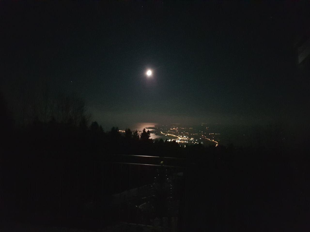 Vollmond über Lindau