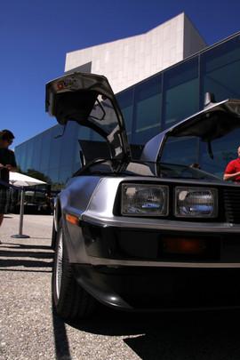 DeLorean das Kultauto