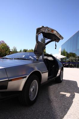DeLorean ist Kult