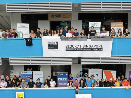 The Journey Ahead: Singapore becoming Asia's Silicon Valley