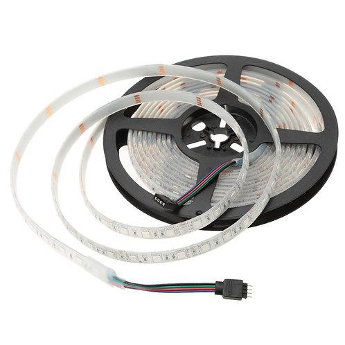 Ruban led RGB étanche IP65 300LEDs 5 Mètres avec contrôleur
