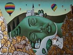 The sleeping valley