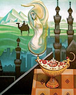 Aladin Magic Lamp