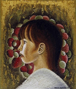 Stawberry girl