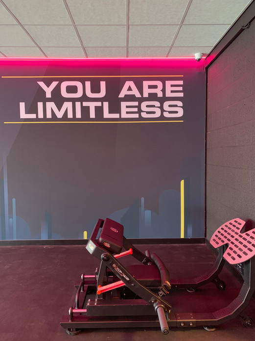You are limitless Free fit zone Ketelaar sport Ulft