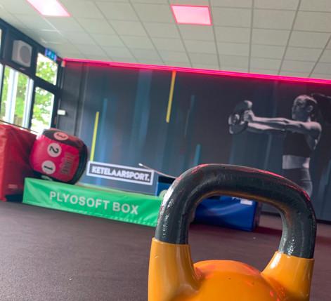 Free fit zone Ketelaar Sport Ulft.
