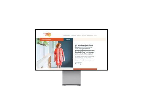 Website De Heelweg