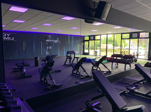 Spiegel aanzicht free fit zone Ketelaar Sport Ulft