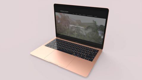 Website Kroekenstoel Excellence design Doetinchem. Look and Feel Style Concepts.