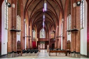 Multifunctioneel gebruik als evenementenlocatie Georgiuskerk Terborg.