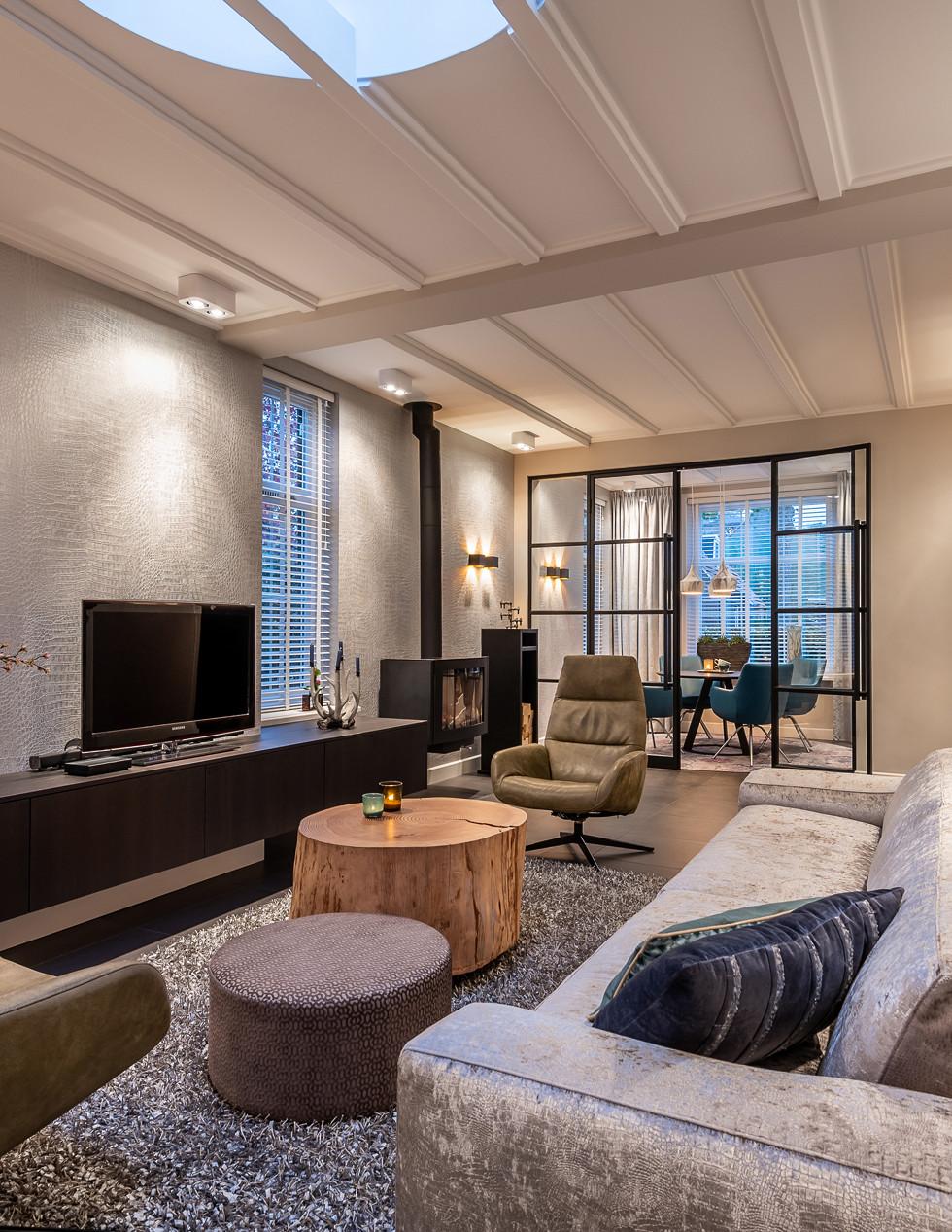 Jaren 30 villa,  design, doetinchem Kroe