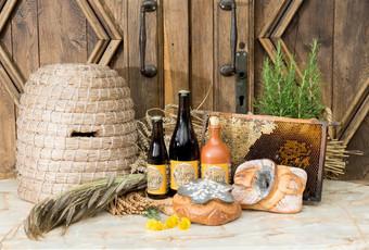 Productstyling biermerk, Achterhoek, trots op streekproduct. Look and Feel Style Concepts.