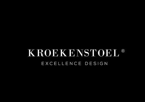 Logo ontwerp Kroekenstoel Excellence Design. Look and Feel Style Concepts.