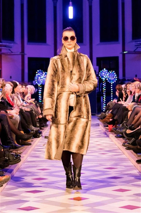 Fashionshow styling Look and Feel Style Concepts.