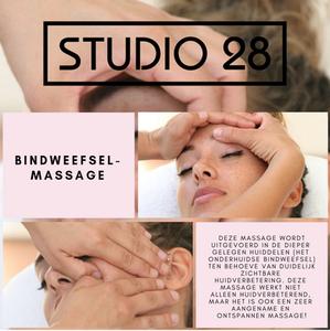 Social media template Studio 28 Huidverbetering Ulft.