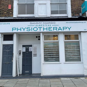 The History of Hampstead Physiotherapy                             Sammy Margo Physiotherapy