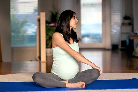 Беременные женщины Пребывание Fit