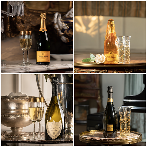 Sparkling Wines & Champagnes