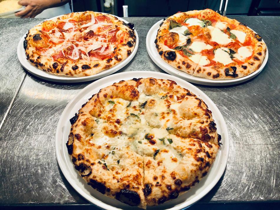 Three Pizzas! $30