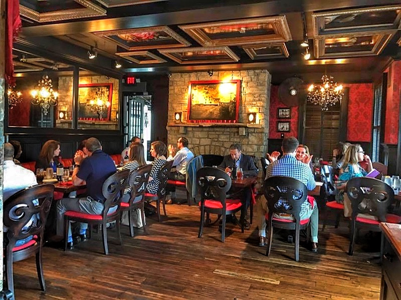 The Village Anchor Louisvilles American Southern Comfort Food